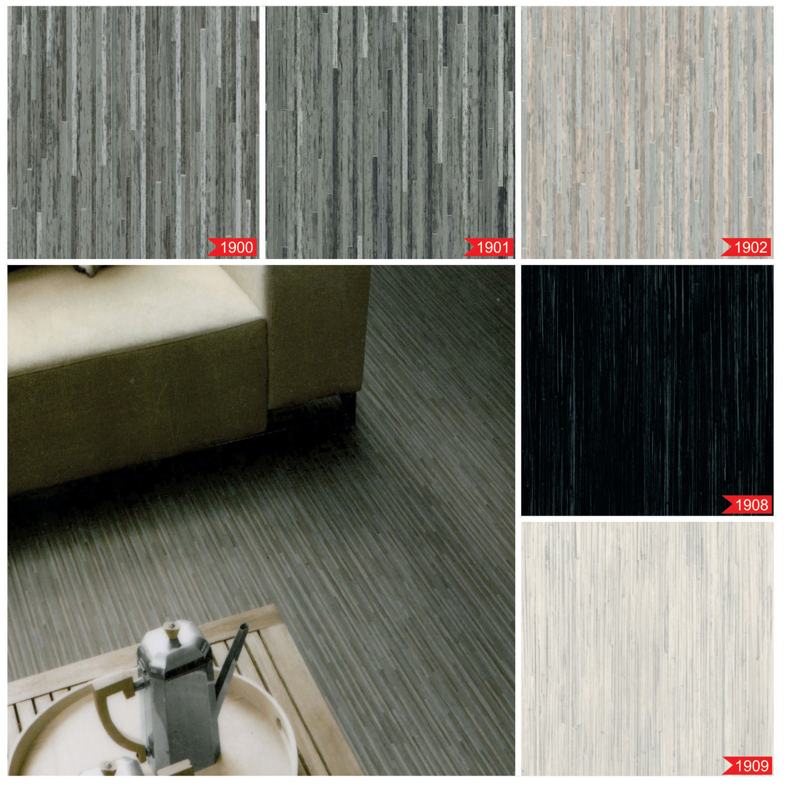 Details about anti slip tile effect kitchen home office vinyl flooring lino 2m 3m 4m