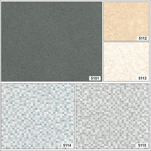 Stone Mosaic Effect Anti Slip Vinyl Flooring Lino Home Office